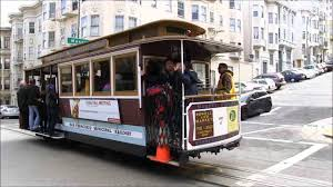 San Francisco Cable Car Map by San Francisco U0027s Cable Cars Youtube