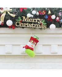 sweet deal on multicolor sweet tree decorations socks
