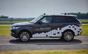 land rover range land rover shows off its autonomous range rover sport the torque