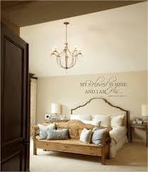 fabulous wall decals for master bedroom with between trends images