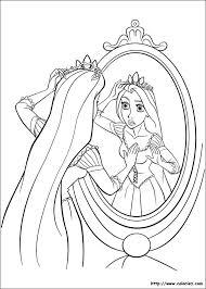 de princesse de raiponce