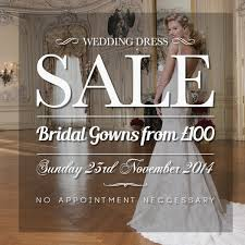 wedding sale mid season bridal sle sale 2014