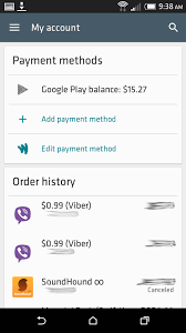 my google play order google play store updated to v5 1 11 with new nav drawer and my