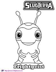 slugterra coloring pages 01 friday 13th party