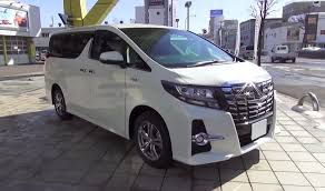 watch a silent review of the new toyota alphard autoevolution