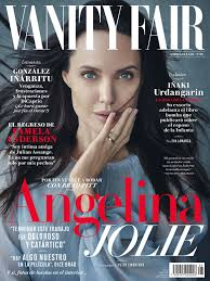 Vanity Fair Reading Vanity Fair Mexico January 2016 Angelina Jolie Obsession