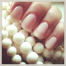 te amo french manicure i used opi u0027s gel polishes bubble bath