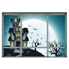 haunted mansion home decor black spider halloween decoration haunted house prop indoor
