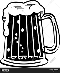 beer glass svg beer mug clip art free vector in open office drawing svg svg 2
