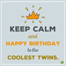 happy birthday message to my twin brother brother card brother