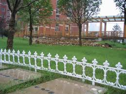 decor amazing decorative yard fencing style home design lovely