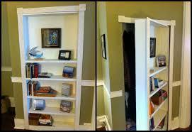 Minecraft Secret Bookshelf Door Hidden Bookcase Door Kit