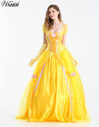 women halloween costume popular belle halloween costume for women buy cheap belle