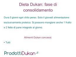 fase crociera dukan alimenti dieta dukan come funziona