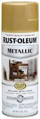 amazon com rust oleum 7270830 metallic spray gold rush 11 ounce