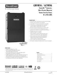 goodman furnace manual 28 images goodman mfg range gms8 user s