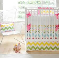 Pink Chevron Crib Bedding Chevron Crib Bedding Roundup Project Nursery