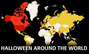 interactive world map traditions from around the world