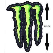 monster energy stickers vehicle parts u0026 accessories ebay