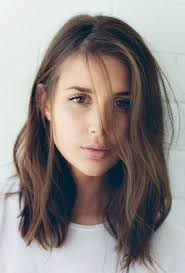 lob hairstyle pictures brunette lob hairstyle crowley party fresh cut pinterest lob