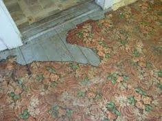 i vintage linoleum flooring this came from dennis s house