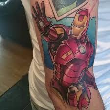 iron man tattoo by bex lowe tattoos imgur