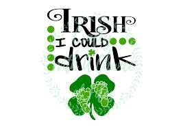 St Patrick U0027s Day Svg Irish I Could Drink Svg Pregnancy Svg