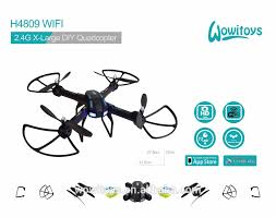 wifi diy drone with 1080p with hd servo camera and fpv drone and
