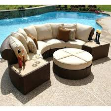 Sectional Patio Furniture Sets Ideas Patio Furniture Sectional And Pallet Outdoor Sectional Sofa