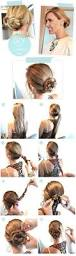 10 tips for easy diy updos for short hair hair style and color