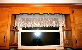 valance ideas for kitchen windows wooden valance best cornice boards ideas on wooden valance stylish