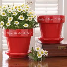 personalized flower pot personalized flower pot ceramic gifts