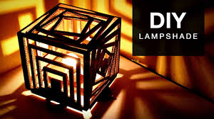 diy lampshade tutorial home decor how to make a lampshade