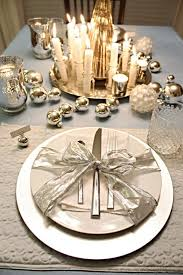 Silver And Blue New Years Eve Decorations by Substance Of Living 9 Beautiful Hanukkah Table Settings