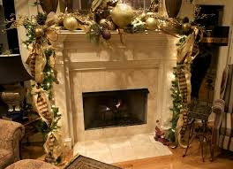 Elegant Christmas Decorating Ideas mantel christmas decoration ideas gallery