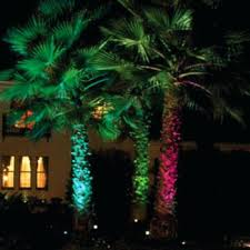 Colored Landscape Lighting Color Landscape Lighting Colored Lens Covers Can Change The Mood