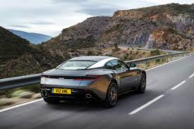 2018 aston martin db11 v fighting talk 2016 aston martin db11 hits back at ferrari and porsche