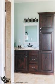 master bathroom tile drama the wood grain cottage