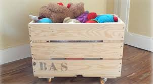Diy Wooden Toy Box Plans by Diy Wooden Pallet Storage Box Plans Pallet Wood Projects