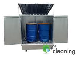armadio lamiera armadi in lamiera per fusti e cisternette armadi e container