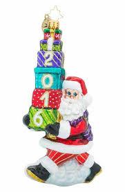270 best santa ornaments images on