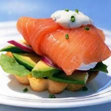 Dinner Egg Recipes Salmon Wrapped Poached Eggs Recipe Epicurious Com