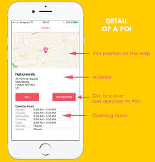 android locator react store locator mobile iphone android compatible