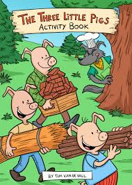 the three little pigs story u2013 printable 3 little pigs activities