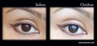 light brown gel eyeliner bobbi brown long wear gel eyeliner chocolate shimmer ink 13 review