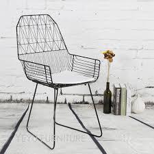 minimalist modern design metal wire chair steel diamond wire chair loft metal wire chair