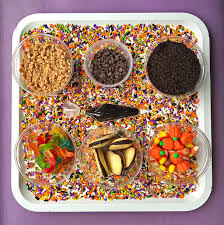 Halloween Dirt Cake Recipe Gummy Worms by Fab Recipe Ghoulish Graveyard Dirt Cups Fab Food Chicago