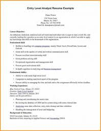 resume objective statement exles entry level sales and marketing objective for resume exles entry level sle objectives retail