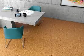 cork flooring commercial residential cork look