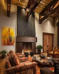 decorations furniture fireplace designs with tv above black layout